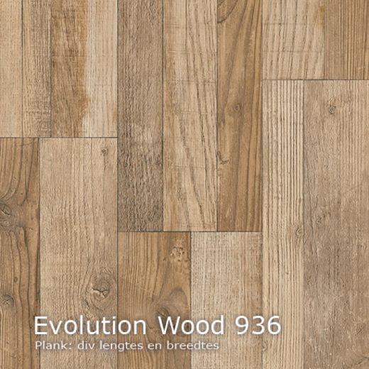 Evolution Wood-936