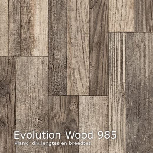 Evolution Wood-985