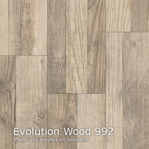 Evolution Wood-992